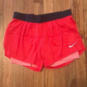 Nike DriFit shorts size S